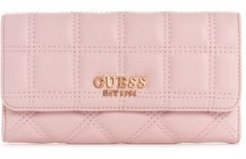 Kamina Quilted Clutch Wallet