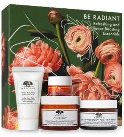 4-Pc. Limited Edition Be Radiant Refreshing & Radiance-Boosting Essentials Gift Set