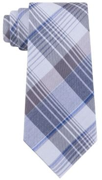 Turning Point Plaid Tie
