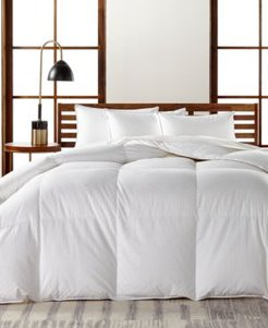 European White Goose Down Medium Weight King Comforter, Hypoallergenic UltraClean Down, Created for Macy's Bedding