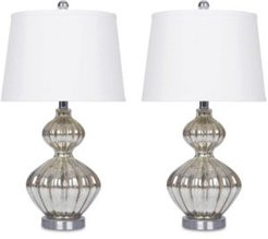 Venice Set of 2 Table Lamps