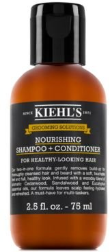 1851 Grooming Solutions Nourishing Shampoo + Conditioner, 2.5-oz.