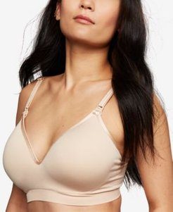 A Pea in the Pod Molded Cup Seamless Nursing Bra