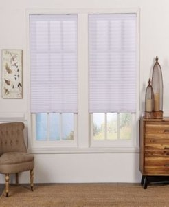 Cordless Light Filtering Pleated Shade, 29x64