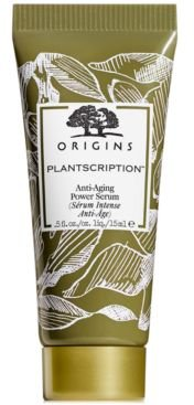Receive a Free Plantscription Serum, 15 ml with any $65 Origins purchase!