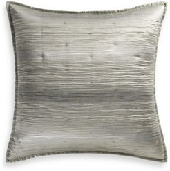 """Iridescence Quilted 26"""" x 26"""" European Sham, Created for Macy's Bedding"""