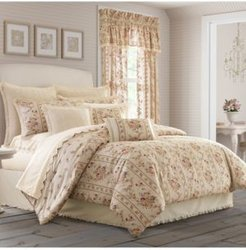 Sadie Queen Comforter Set Bedding