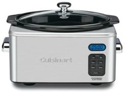 Psc-650 6.5 Quart Programmable Slow Cooker