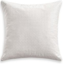 """Closeout! Hotel Collection Moire 20"""" x 20"""" Decorative Pillow, Created for Macy's Bedding"""