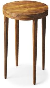 Butler Cagney Wood Accent Table