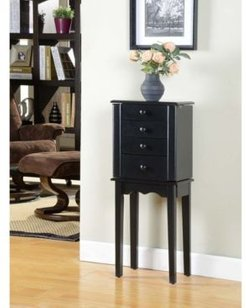 Promo Collection 3-Drawer Jewelry Armoire,