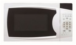 Magic Chef 0.7 Cubic Feet 700W Countertop Microwave Oven