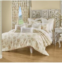 Jackie Full/Queen 3pc. Comforter Set Bedding