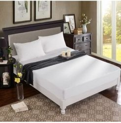Organic Cotton Full Mattress Protector