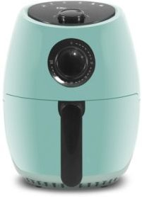 2.1-Qt. Hot Air Fryer with Adjustable Timer and Temperature for Oil-free Cooking