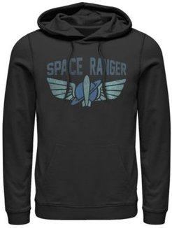 Toy Story Space Ranger Star Command Logo, Pullover Hoodie
