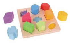 First Shapes Board