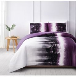 Vince Camuto Mirrea King Duvet Cover Set Bedding