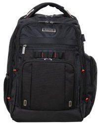 """Dual Compartment Rfid 15.6"""" Laptop Backpack with Usb Port"""