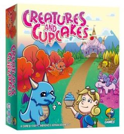 Creatures and Cupcakes Family Board Game