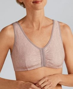 Frances Wire-Free Front Closure Post-Surgery Bra