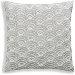 "Petal 20""x20"" Decorative Pillow, Created for Macy's Bedding"