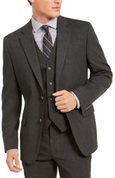 Classic-Fit Stretch Solid Suit Jacket, Created for Macy's