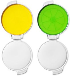 Good Grips Cut & Keep Silicone Citrus Saver, Set of 2