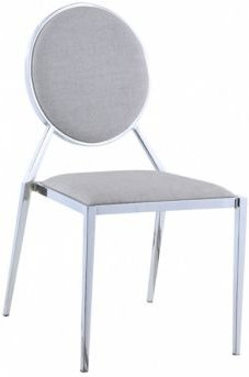 Lisa Round Back Side Chair, Set of 4