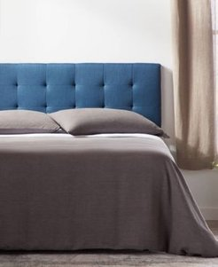 by Lucid Square Tufted Mid Rise Headboard, Full