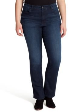 Trendy Plus Size Truly Yours Bootcut Jeans