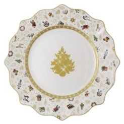 Closeout! Villeroy & Boch Toys Delight Anniversary Edition salad plate