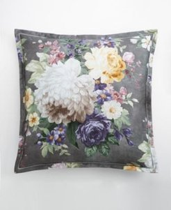 Classic Grand Bouquet Euro Sham, Created for Macy's Bedding