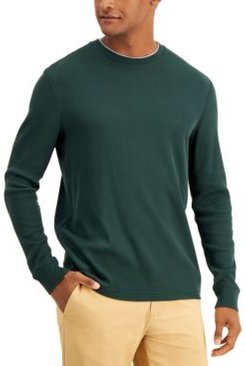 Thermal Crewneck Shirt, Created for Macy's