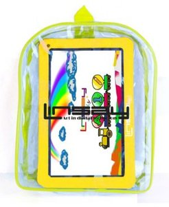 Android 10 Tablet with Kids Defender Case and Back Pack