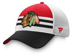 Chicago Blackhawks 2020 Draft Trucker Cap