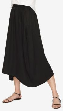 Cocoon Panelled Skirt