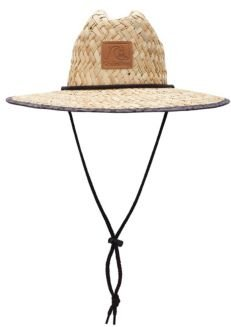 Straw Lifegurad Outsider Hat