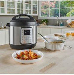 Duo Plus 6-Qt. 9-in-1, One-Touch Multi-Cooker