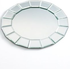 Jay Import American Atelier Mirror Charger Plate