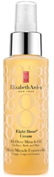 Eight Hour Cream All-Over Miracle Oil, 3.4 oz