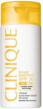 Broad Spectrum Spf 30 Mineral Sunscreen Lotion For Body, 4.2 fl. oz.