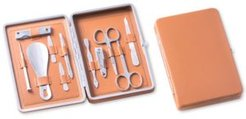 10-Pc. Stainless Steel Manicure Set