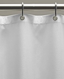 """Weighted Fabric 70"""" x 72"""" Shower Curtain Liner Bedding"""