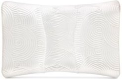 Dual Position Support Memory Foam Pillow
