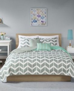 Nadia 4-Pc. Twin/Twin Xl Coverlet Set Bedding