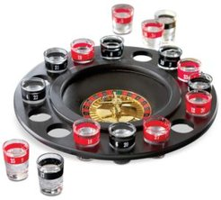 Drinking Roulette 16-Pc. Game Set