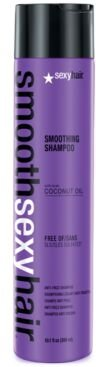 Smooth Sexy Hair Anti-Frizz Smoothing Shampoo, 10.1-oz, from Purebeauty Salon & Spa