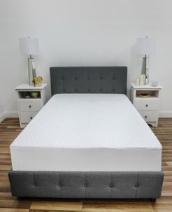 Cold Touch Waterproof Twin Mattress Protector