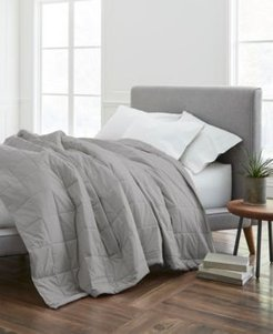 EcoPure Cotton Filled Twin Blanket Bedding